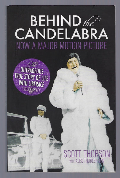 Behind the Candelabra - Scott Thorson - BMUS15025 - BBIO - BOO