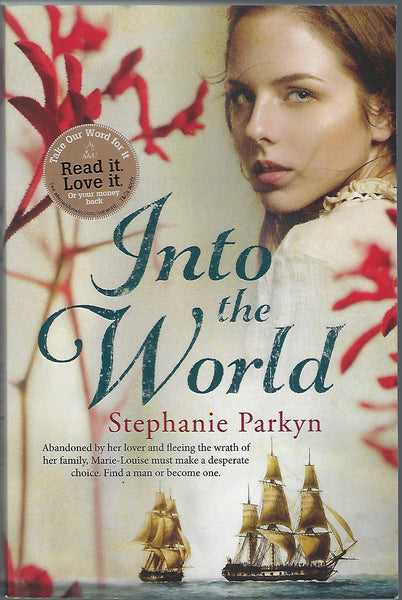 Into the World - Stephanie Parkyn - BPAP15001 - BOO