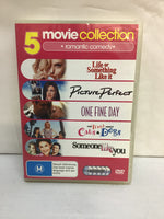 DVD - Romantic Comedy 5 Pack - M - DVDRO5037 – GOL