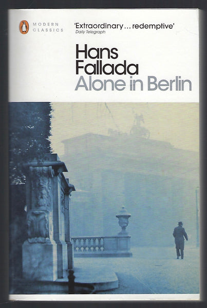 Alone in Berlin - Hans Fallada - BCLA15290 - BOO