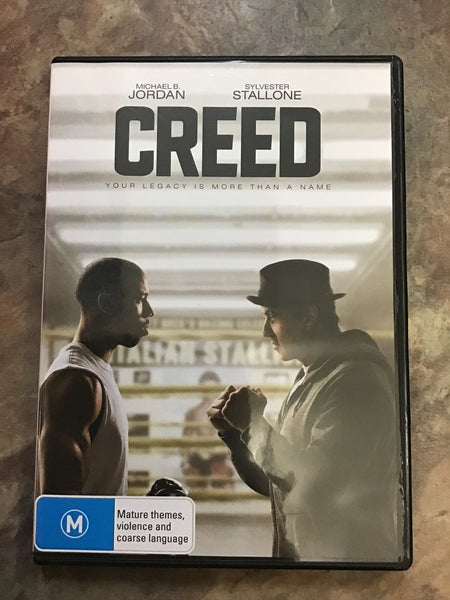 DVD - Creed - M - DVDAC DVDDR - GOL