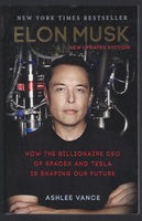Elon Musk (Updated Edition) - Ashlee Vance - BBIO15145 - BSCI - BOO