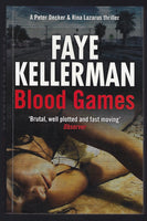 Blood Games - Faye Kellerman - BPAP15291 - BOO