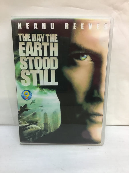 DVD - The Day The Earth Stood Still - M - DVDSF5048 - GOL