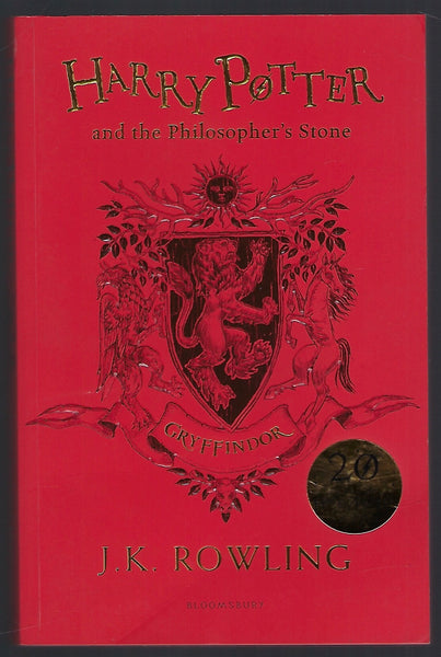 Harry Potter and the Philosopher's Stone - J.K. Rowling - BCHI15399 - BOO