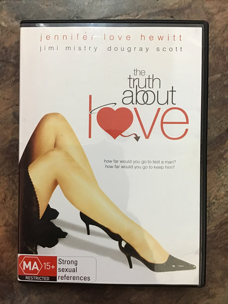 DVD - The Truth About Love - M - DVDRO DVDCO – GOL