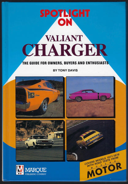 Spotlight on Valiant Charger - Tony Davis - BRAR15493 - BCRA - BOO