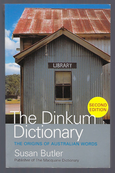 The Dinkum Dictionary - Susan Butler - BREF15081 - BOO
