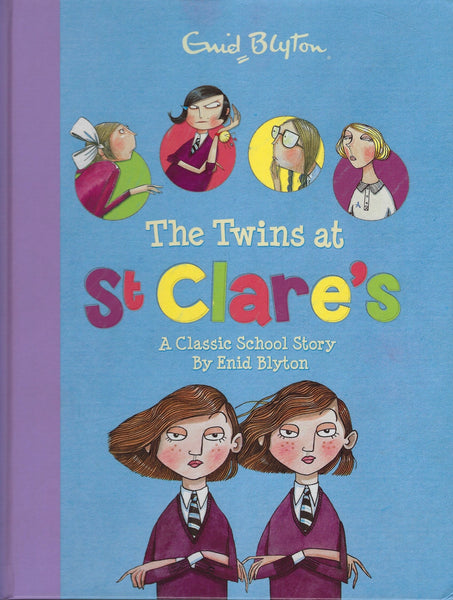 The Twins At St Clare's - Enid Blyton - BCHI15541 - BOO