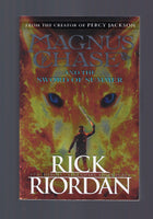 Magnus Chase and the Sword of Summer - Rick Riordan - BCHI15076 - BOO