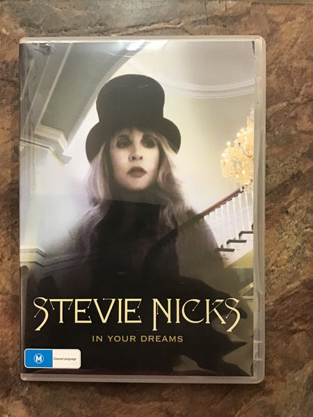 DVD - Stevie Nicks: In Your Dreams - M - DVDMU - GOL