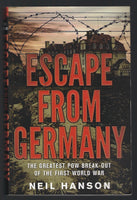 Escape From Germany - Neil Hanson - BMIL15028 - BOO
