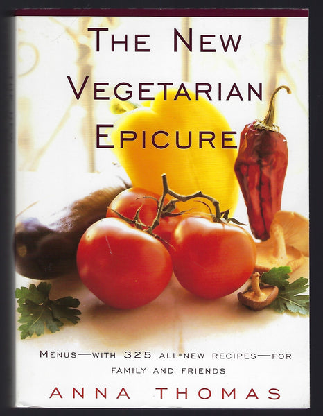 The New Vegetarian Epicure - Anna Thomas - BCOO15100 - BOO