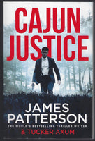 Cajun Justice - James Patterson - BPAP15989 - BOO