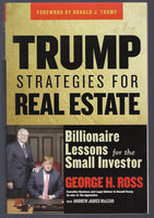 Trump Strategies for Real Estate - George H. Ross - BREF15073 - BOO