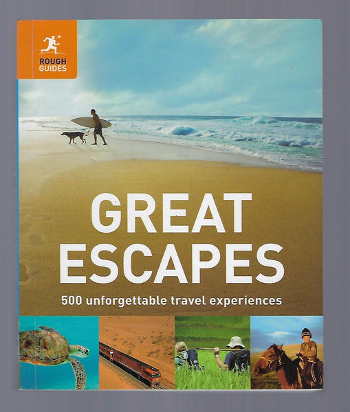 Great Escapes - Richard Hammond and Jeremy Smith - BTRA15002 - BOO