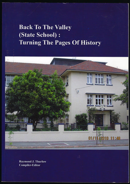 Back to the Valley (State School) - Raymond J. Thurlow - BAUT15121 - BOO