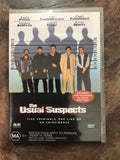 DVD - The Usual Suspects - M- DVDTH - GOL