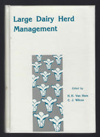 Large Dairy Herd Management - H.H. Van Horn and C.J. Wilcox - BTEX15010 - BOO