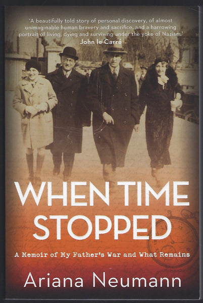When Time Stopped - Ariana Neumann - BBIO15279 - BMIL - BOO