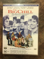 DVD - The Big Chill - M - DVDDR - GOL