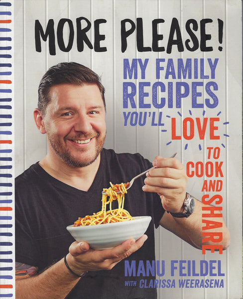 More Please! - Manu Feildel - BCOO15227 - BOO