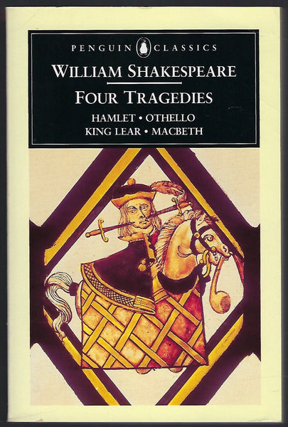 Four Tragedies - William Shakespeare - BCLA15362 - BOO