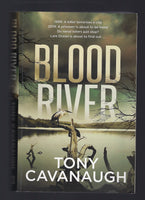 Blood River - Tony Cavanaugh - BPAP15108 - BOO