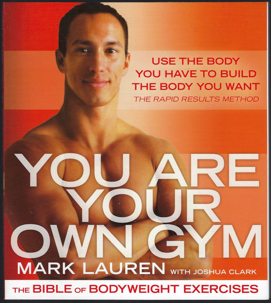 You are Your Own Gym: The Bible of Bodyweight Exercises - BHEA15508 - BOO