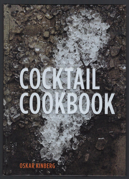 Cocktail Cookbook - Oskar Kinberg - BCOO15250 - BOO