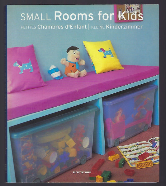 Small Rooms for Kids - Simone Schleifer (ed.) - BCRA15051 - BOO