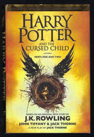 Harry Potter and the Cursed Child - J.K. Rowling, John Tiffany and Jack Thorne - BCHI15232 - BMUS - BOO