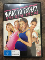 DVD - What to Expect When You're Expecting - M - DVDCO - GOL