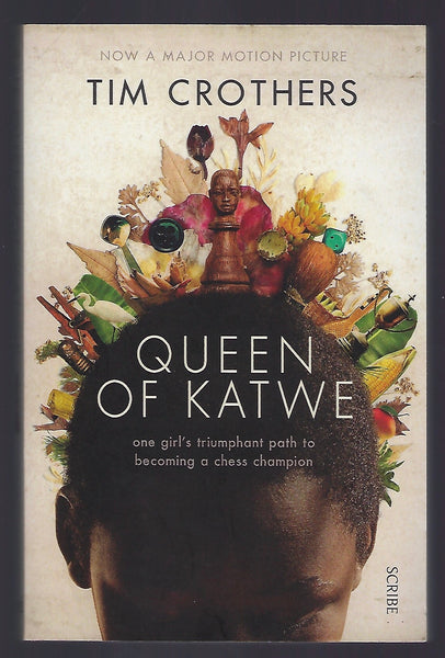 Queen of Katwe - Tim Crothers - BBIO15080 - BOO