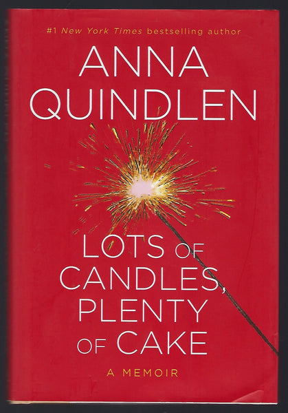 Lots of Candles, Plenty of Cake - Anna Quindlen - BBIO15056 - BOO