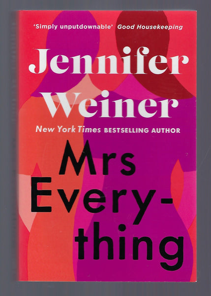 Mrs Everything - Jennifer Weiner - BPAP15052 - BOO