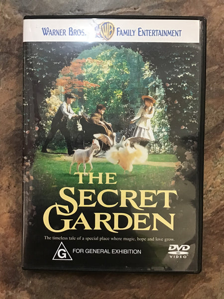 DVD - The Secret Garden - G - DVDKF - GOL