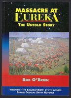 Massacre at Eureka - Bob O'Brien - BAUT15119 - BOO