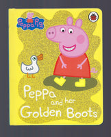 Peppa and Her Golden Boots - BCHI15084 - BOO