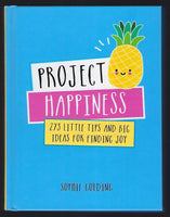 Project Happiness - Sophie Golding - BHEA15134 - BOO