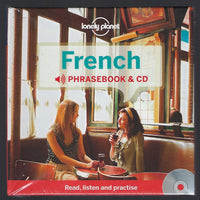 French Phrasebook & CD (3rd Edition) - Lonely Planet - BREF15217 - BTRA - BOO