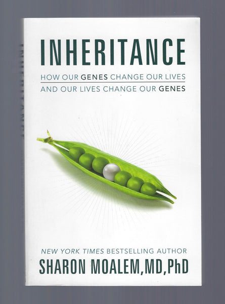 Inheritance: How Our Genes Change Our Lives and Our Lives Change Our Genes - Sharon Moalem, M.D - BSCI15000 - BOO