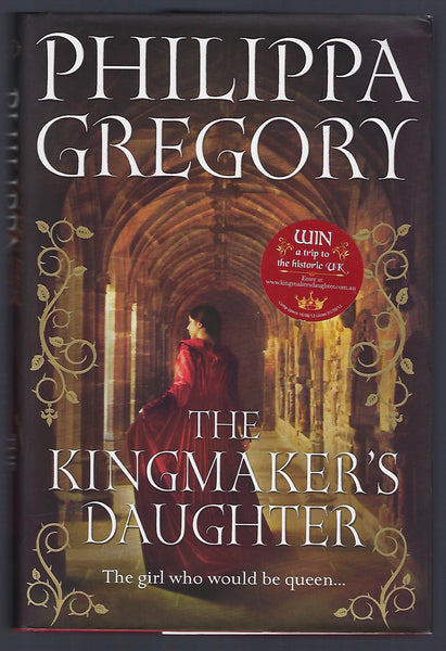 The Kingmaker's Daughter - Philippa Gregory - BHAR15055 - BOO