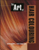 The Art of Hair Colouring - David Adams & Jacki Wadeson - BTEX15042 - BOO