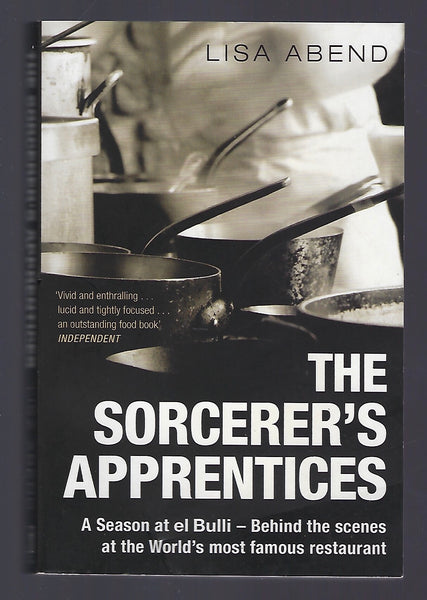 The Sorcerer's Apprentices - Lisa Abend - BBIO15030 - BOO