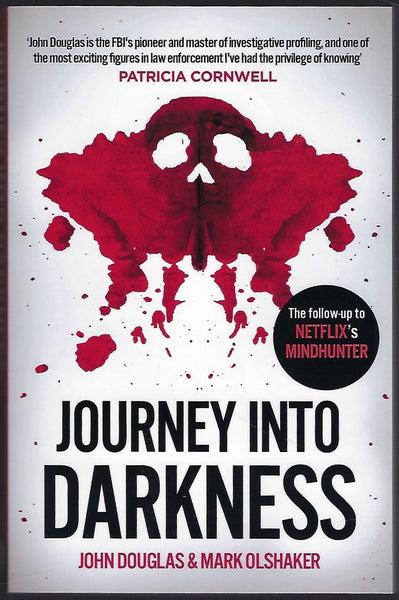 Journey Into Darkness - John Douglas & Mark Olshaker - BTRUC15042 - BOO