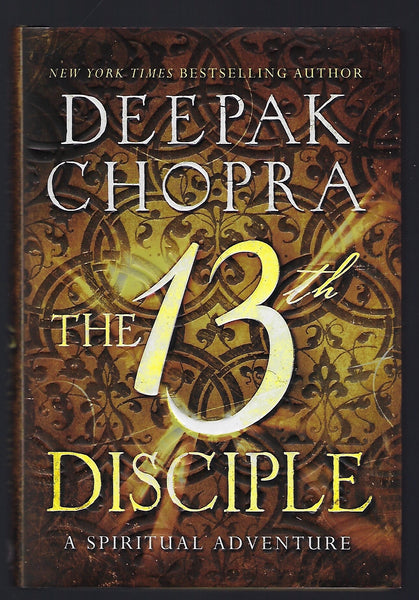 The 13th Disciple - Deepak Chopra - BHAR15012 - BHUM - BOO