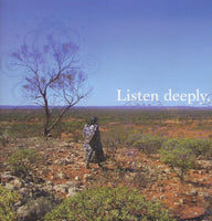 Listen Deeply, Let These Stories In - Kathleen Kemarre Wallace with Judy Lovell - BAUT15049 - BOO