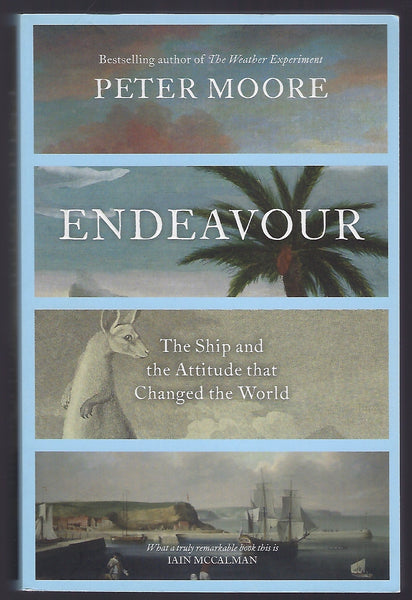 Endeavour - Peter Moore - BHIS15023 - BOO