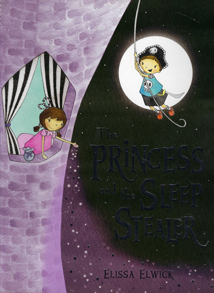 The Princess and the Sleep Stealer - Elissa Elwick - BCHI15338 - BOO